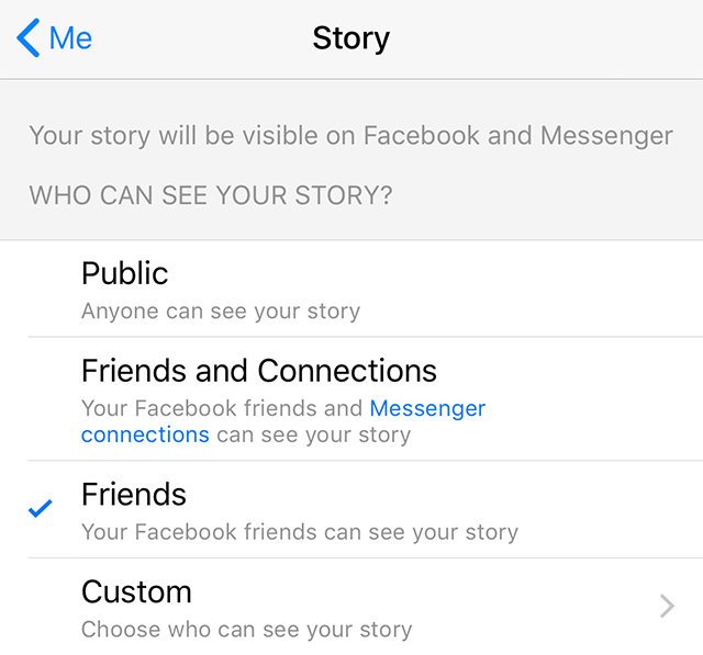 Cheap Design Changes That Have: Facebook Messenger: Here's How To Change Your Story's