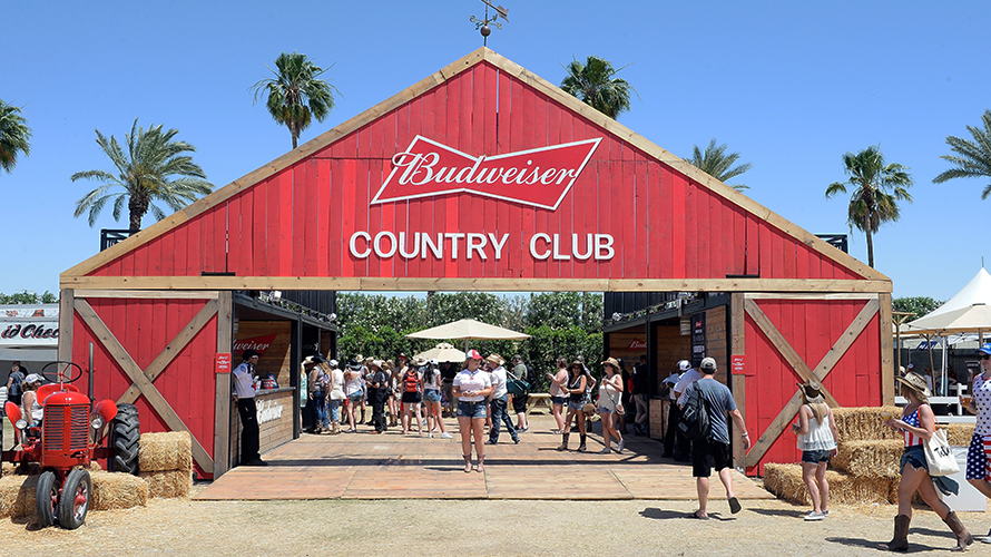 Budweiser Will Host a Country Music Showcase at SXSW – Adweek