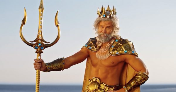 Poseidon and a Couple of Mer-Bros Vouch for Gorton's in the Best Fish-Stick Ads Ever – Adweek
