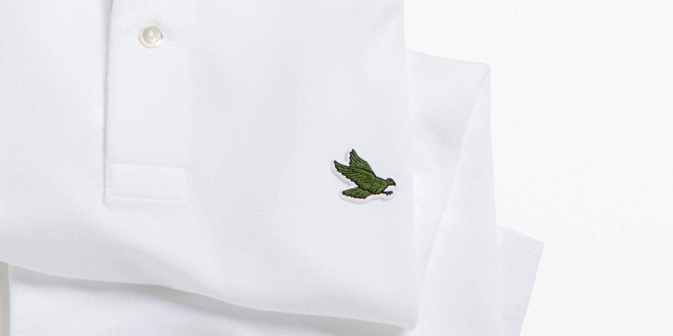 Lacostes iconic crocodile makes room for 10 endangered species on lacoste biocorpaavc Image collections