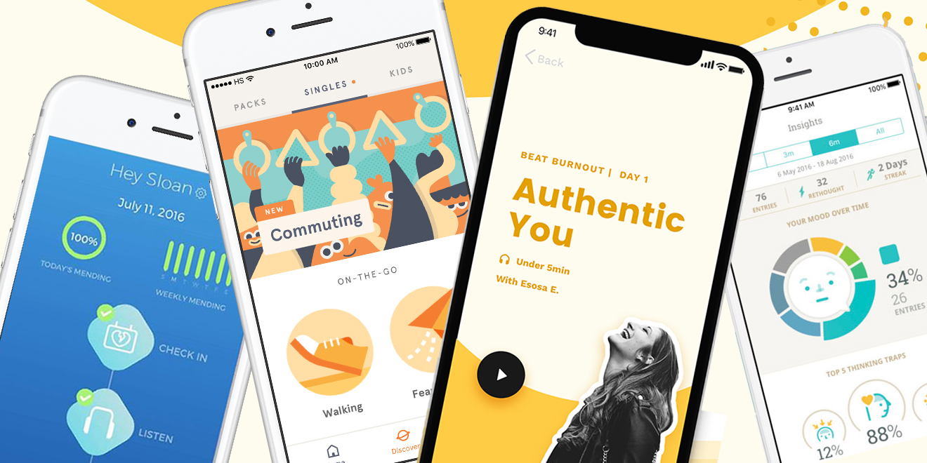 With the Rise of Self-Care Apps, Here's How Marketers Can Respectfully Join the Space