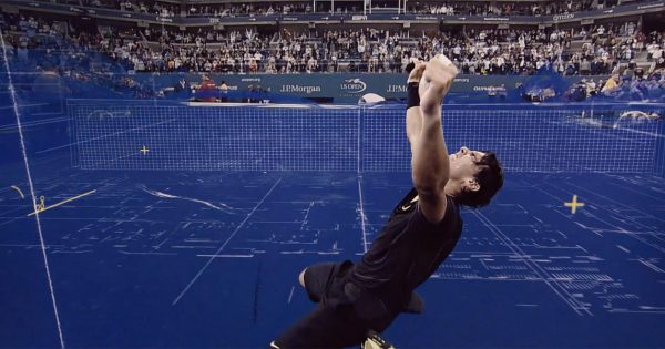 Alec Baldwin Narrates a Wonderful Spot Kicking Off U.S. Open's 50th Anniversary – Adweek