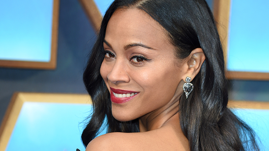 Q&A: Zoe Saldana on Juggling 3 Hit Franchises and Her New ...