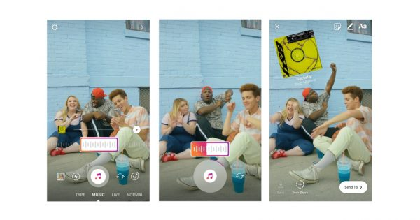 Instagram: Here's How to Create a Music Post on Instagram Stories