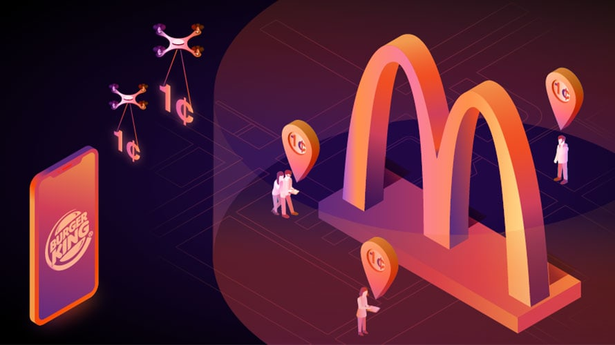 What Marketers Can Learn From Burger King's Geo-Conquesting Strategy Against McDonald's | Adweek