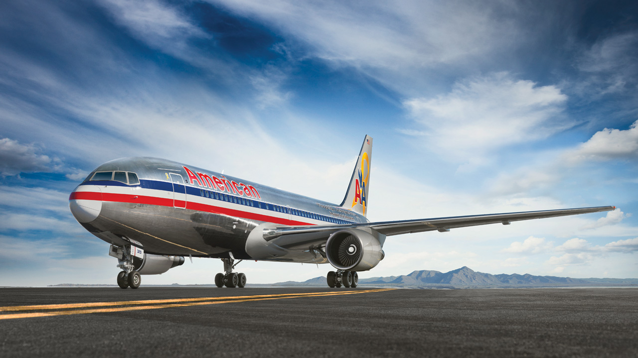 American Airlines Lands At Cp B After Nearly 25 Years With