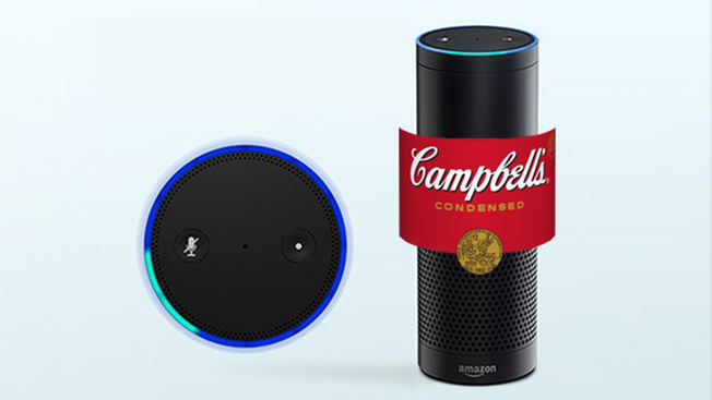 Good How Campbellu0027s Is Offering Recipes Via Amazonu0027s Voice Control System