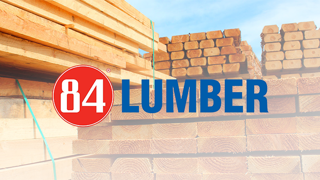 84 Lumber Will Promote Job Offerings