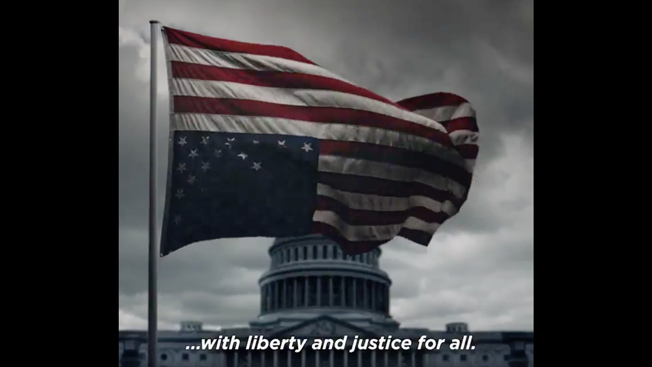 Is Netflix Trolling Trump With Today's Grim Teaser for House of Cards?