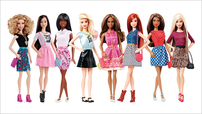 Barbie Just Got A Whole Lot More Diverse With Its 23 New Fashionista Dolls Adweek