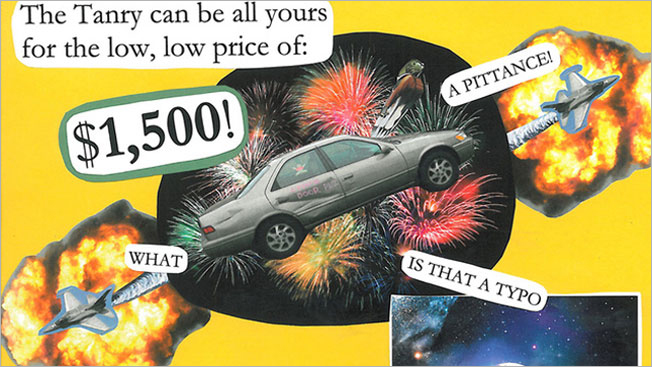 The Most Creative Craigslist Ad Ever Adweek - May best craigslist ad car ever