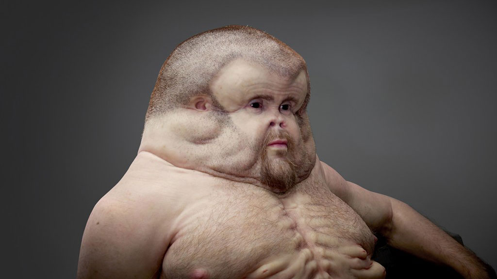 This Agencys Weird Fascinating Model Imagines If Humans Evolved