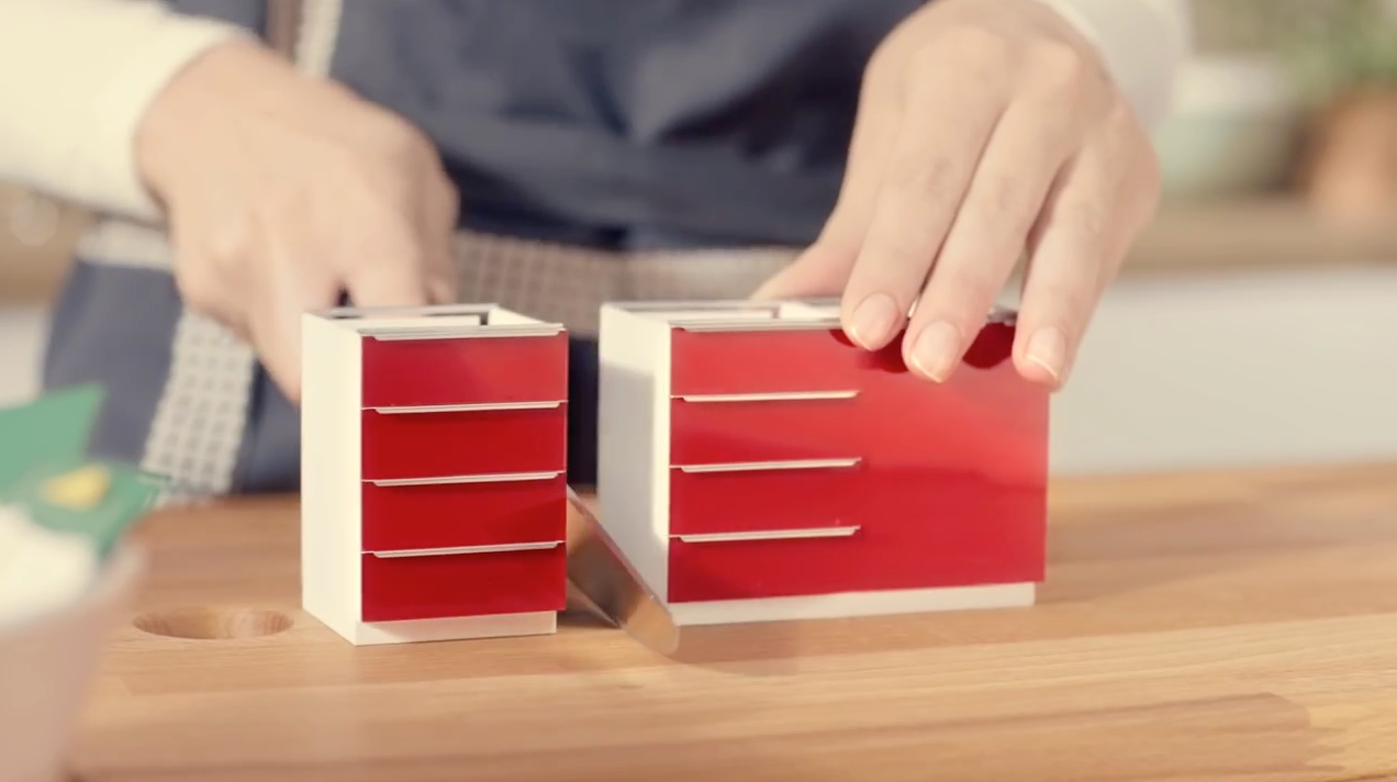 Ikea Cooks Up A New Kitchen Like Its A Meal In This Adorably - Kitchen ad