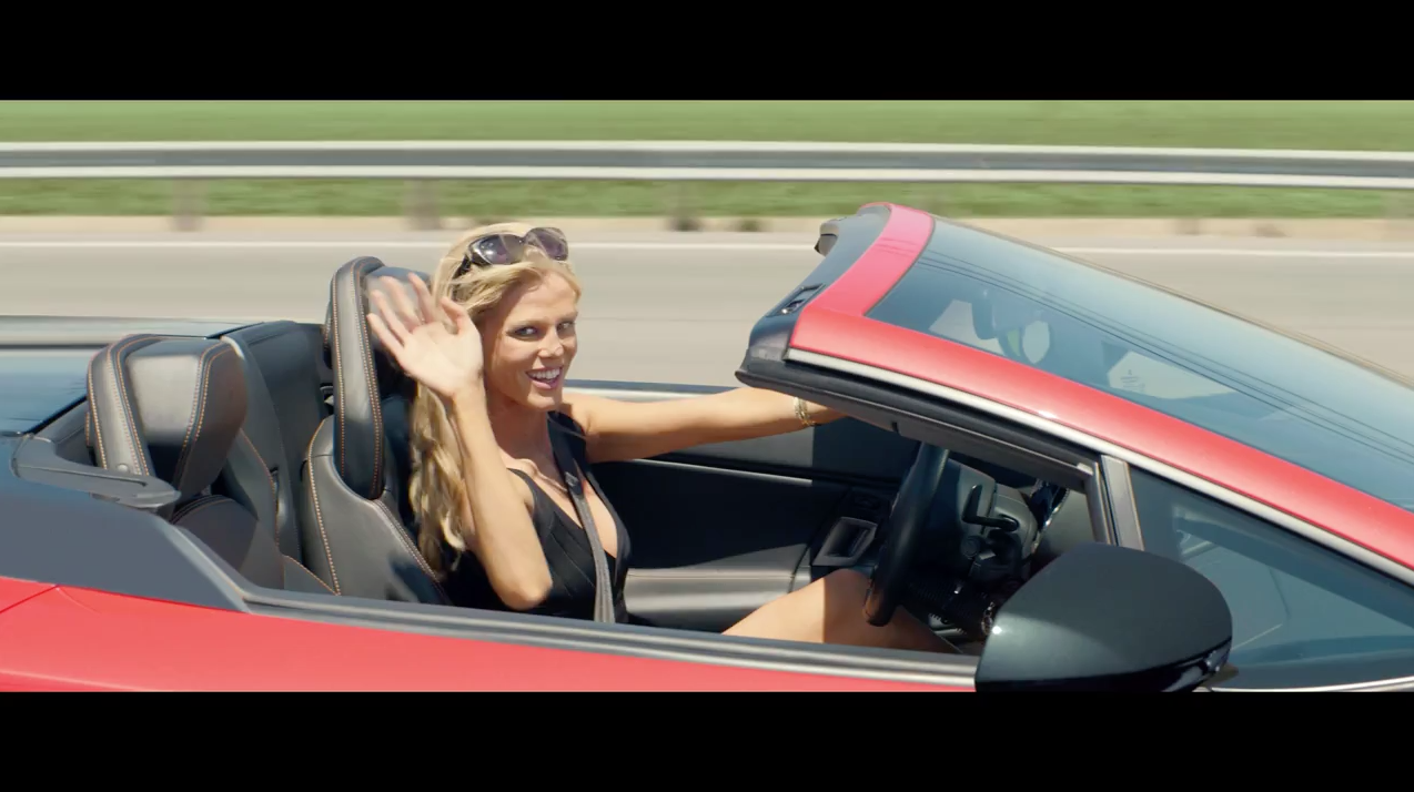 Infiniti Spoofs The Highway Flirting From National Lampoon