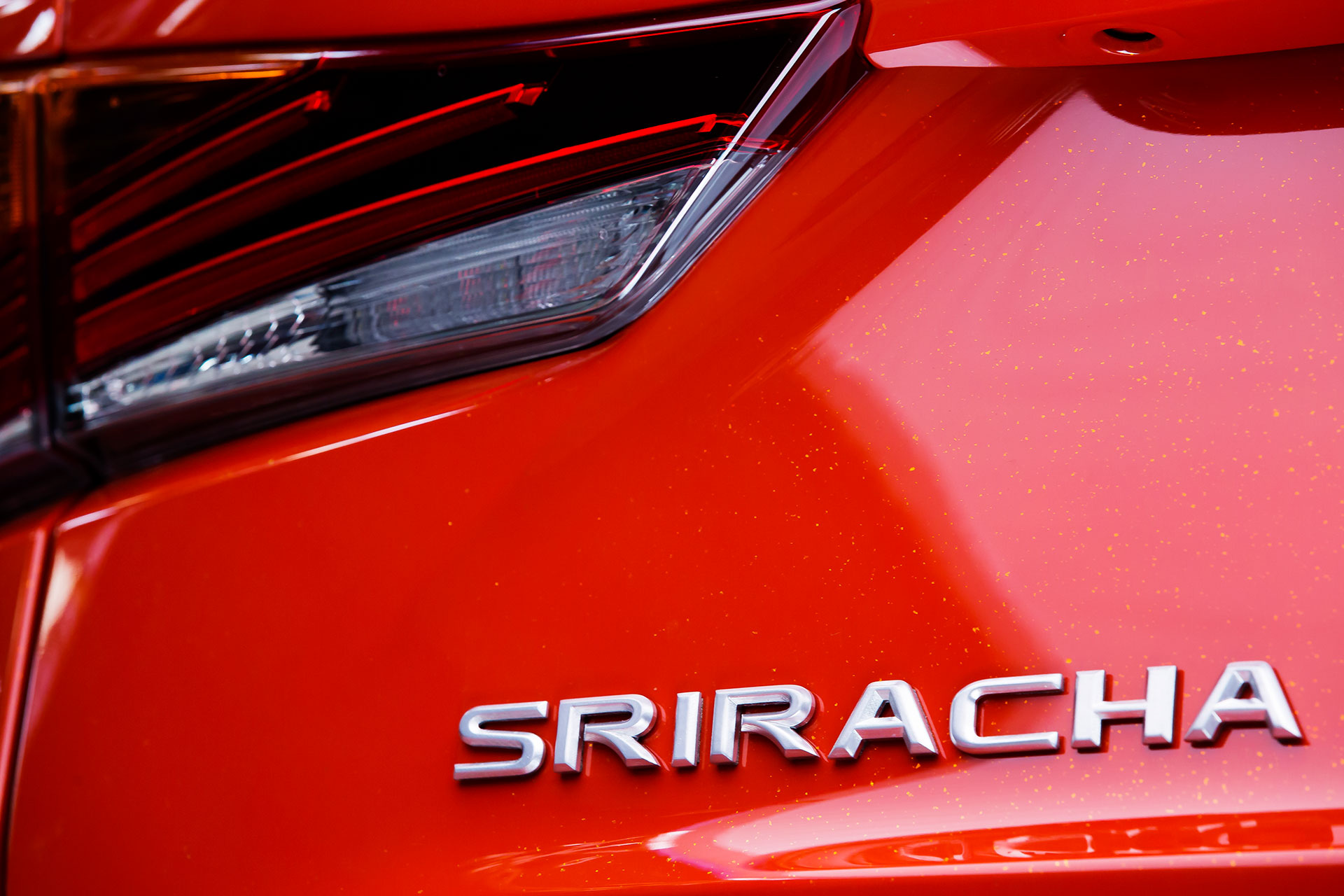 Lexus Just Made A Sriracha Car And No This Isn T An April Fools