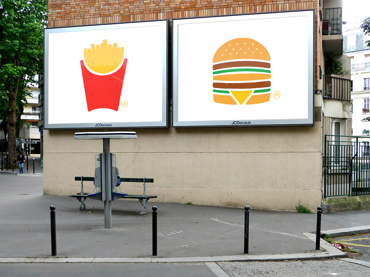14 brilliant outdoor ads that rocked the real world in 2014 u2013 adweek