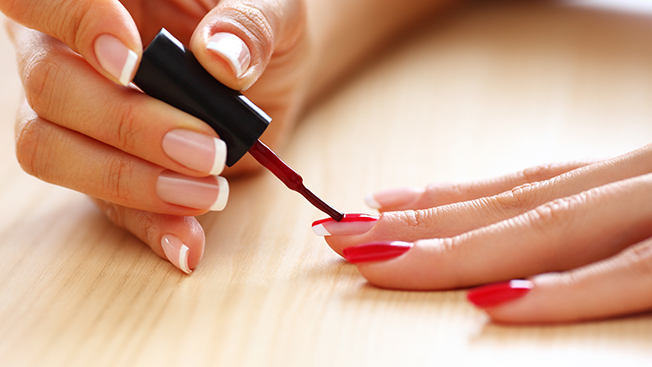 Nail Polish Invented By College Students Changes Color When It Detects S