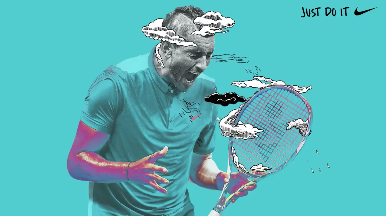 Does Nike's New Ad With Nick Kyrgios Make Light of Mental ...