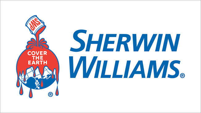 Now It S Sherwin Williams Turn For A Much Needed New Logo Right Adweek