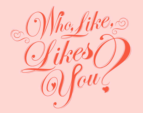 Find Your Facebook Valentine—the Person Who \'Likes\' You Most Often ...