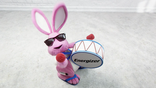 Energizer's Famous Pink Bunny Is Still Going After 27 ...