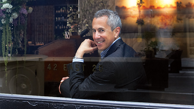 The Secret To Danny Meyer S Exceptionally Good Taste Adweek