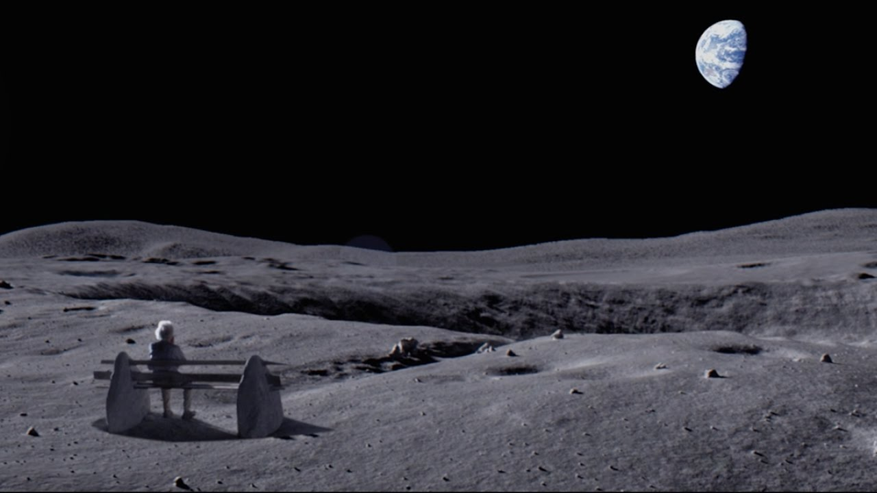 Ad of the Day: John Lewis Cheers Up the Man on the Moon in Lovely ...