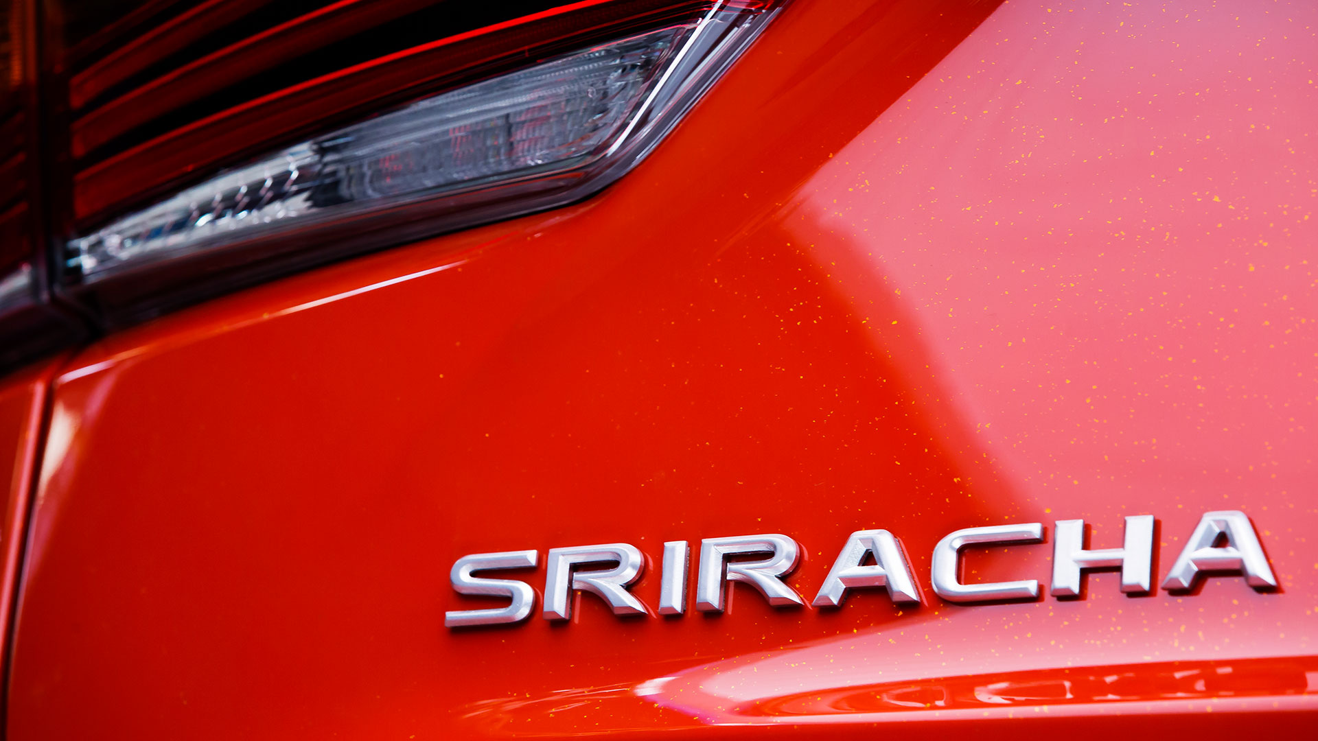 Lexus Just Made a Sriracha Car, and No This Isn't an April Fools' Joke – Adweek