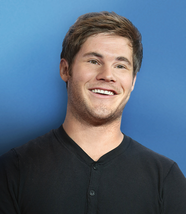 workaholics star adam devine s bedtime routine includes instagram stalking adweek. Black Bedroom Furniture Sets. Home Design Ideas