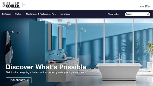 Kohler Gets a New Agency for Media as Well – Adweek