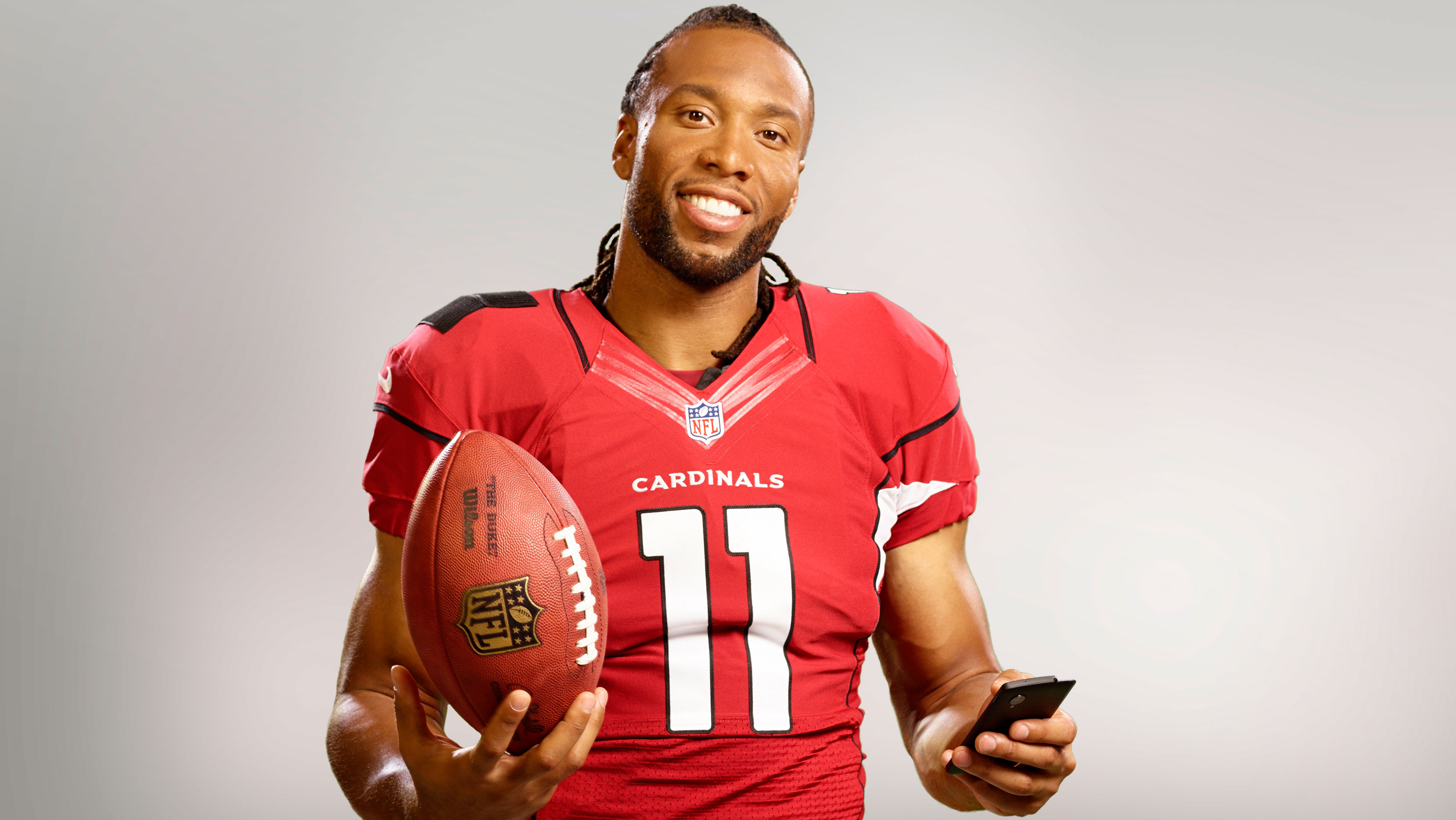 Did Larry Fitzgerald Really Catch All Those Footballs With e