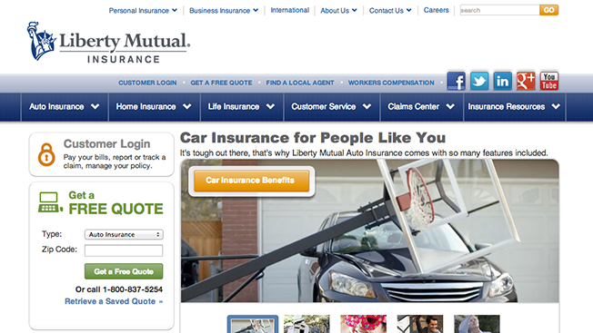 Liberty Mutual Auto Insurance Quote Fascinating Liberty Mutual  Adweek