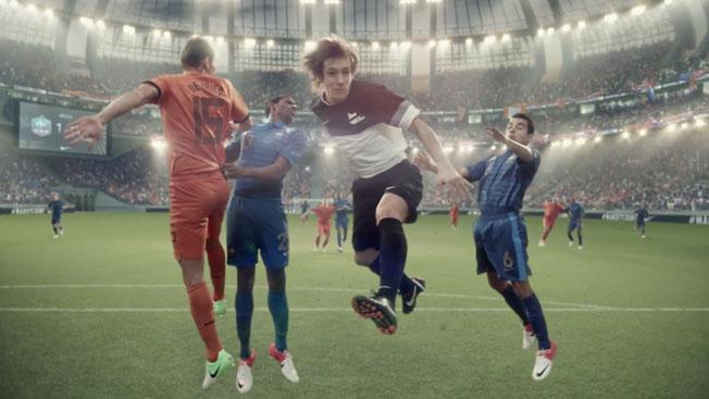 BEST COMMERCIAL EVER!! Nike Football - Winner Stays ft Ronaldo ...