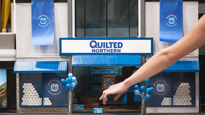 Quilted Northern Celebrated the Very Forgettable National Toilet ...