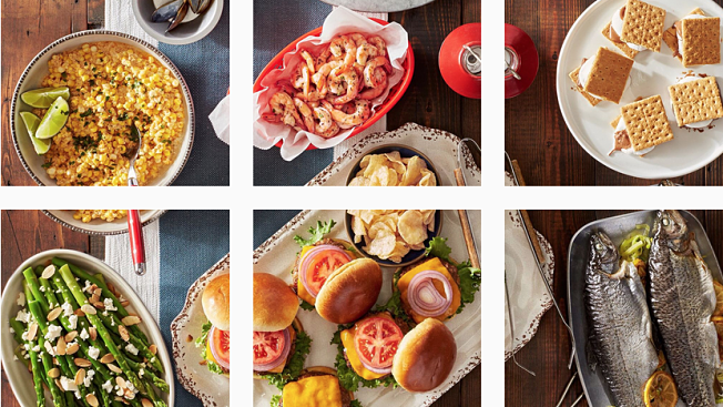 Reynolds made a clever instagram cookbook that feels like an each photo links to another account with recipe details forumfinder Images