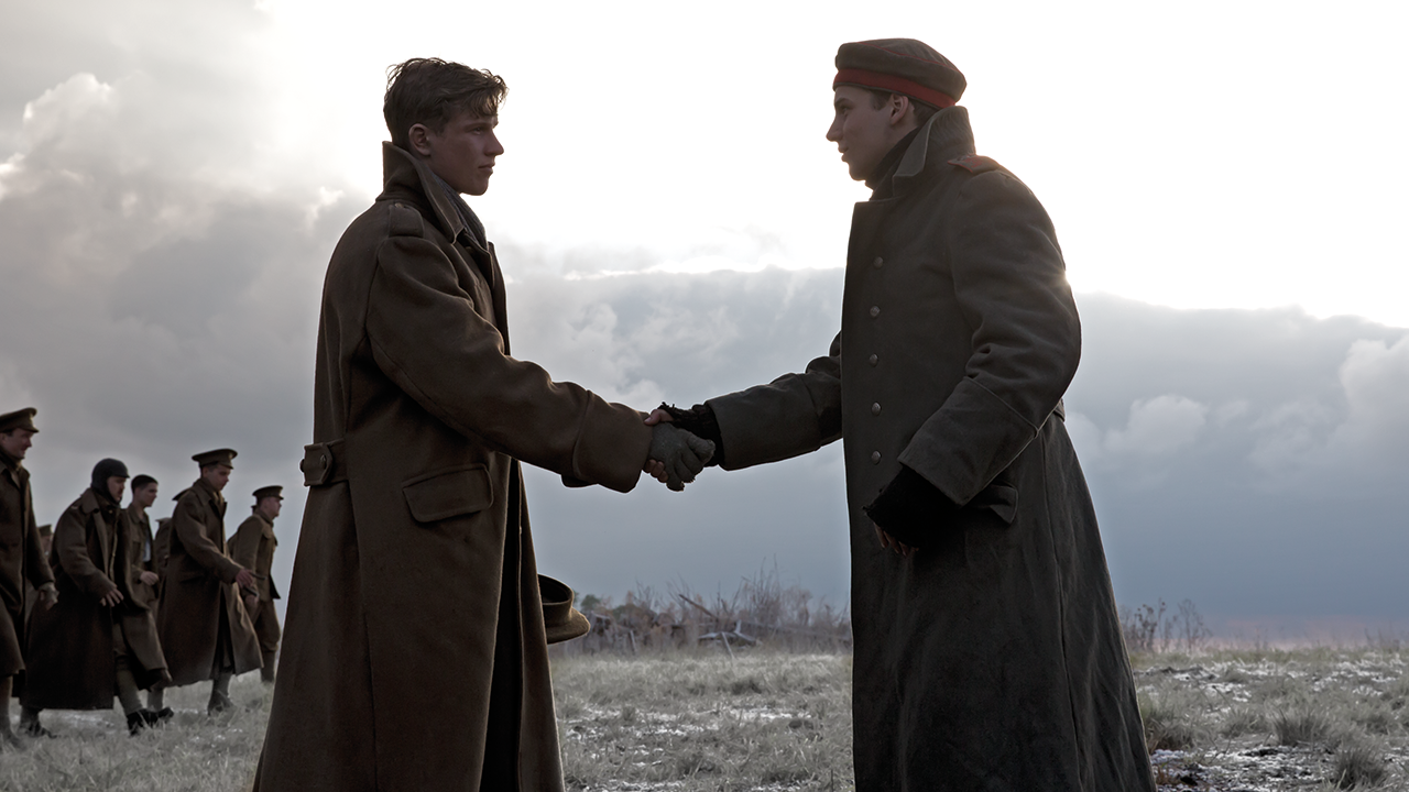 Ad of the Day: Sainsbury's Recreates 1914 Christmas Truce in ...