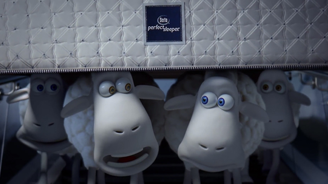 serta mattress sheep. Succeeds Doner On The Business Serta Mattress Sheep