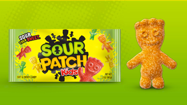 Sour Patch Kids Has a New Candy Corn Flavor Just in Time for Halloween