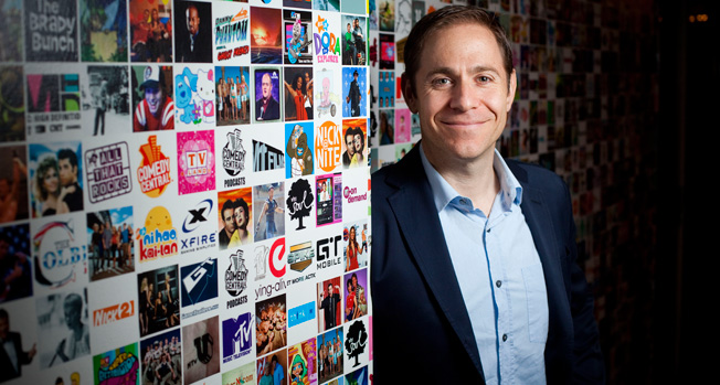 MTV president Stephen Friedman