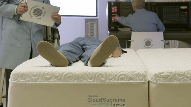 assignment includes tempurpedic sealy brands