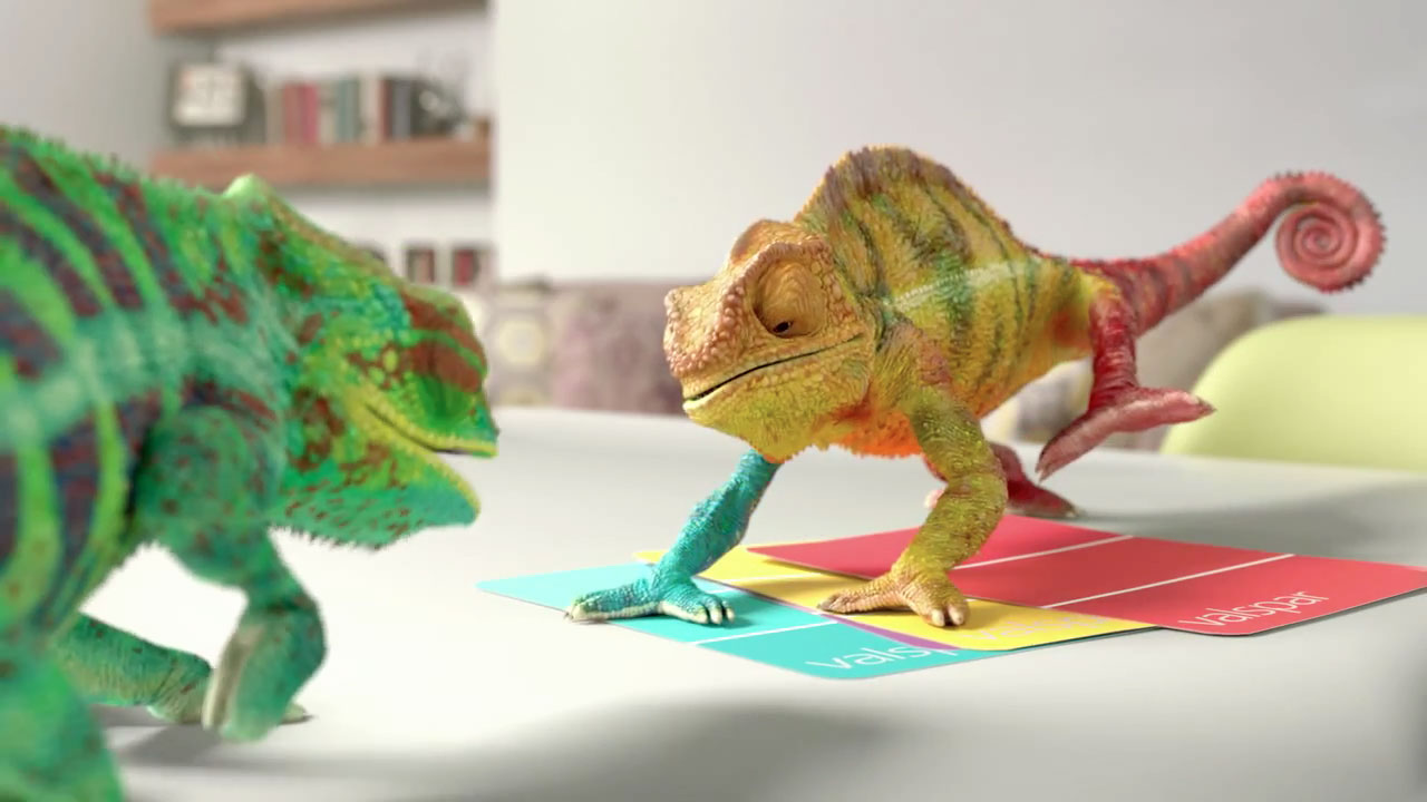 Ad Of The Day Valspar Adweek