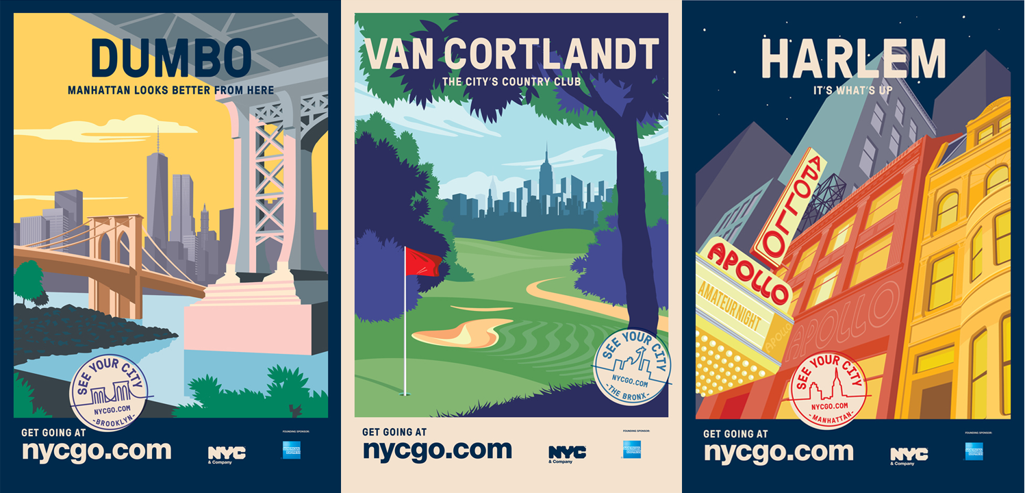 Nyc Tourism Campaign Wants Locals To See Your City Adweek