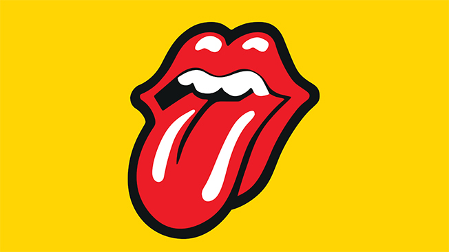 how mick jagger�s mouth became the rolling stones