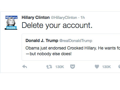 how to delete your old twitter account
