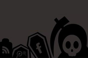 death on social media
