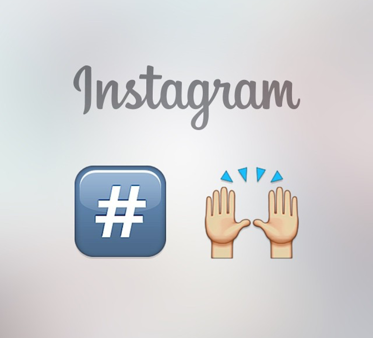 Instagram update emoji hashtags new filters adweek instagram recently released an update adding three new filters to the system and the ability to add an emoji to a hashtag ccuart Images
