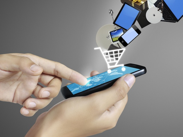 The future of shopping is mobile infographic adweek for Onlineshop fur mobel