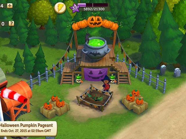 FarmVille 2: Country Escape Gets Halloween Pumpkin Pageant – Adweek