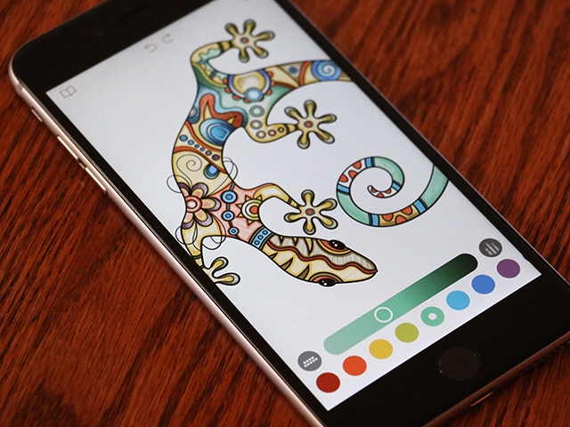 Pixite Launches Pigment Adult Coloring Book App on iOS – Adweek