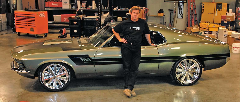 Jmpr Now Rolling With Automotive Design Legend Chip Foose